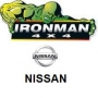 IRONMAN podvozky Nissan