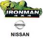 IRONMAN podvozky Nissan