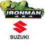 IRONMAN podvozky Suzuki