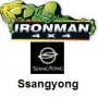 IRONMAN podvozky Ssangyong