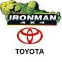 IRONMAN podvozky Toyota