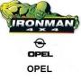 IRONMAN podvozky Opel