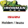 IRONMAN podvozky Holden / Isuzu