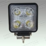 PowerLight LED svetlo - 4xLED pracovné