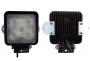Pracovná lampa Hi-Power 12V/24V 5x3W SMD-LED