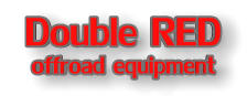 Double Red Offroad equipment