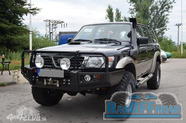 Nissan Patrol Y61 - Andy