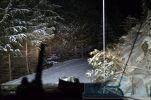 Nočný zimný výjazd