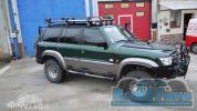 Nissan Patrol GR Y61 20